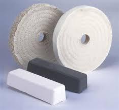 "Best Where to Buy Buffing Wheels white cloth polishing wheel 8"" wholesale"