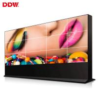 Best Narrow Bezel DDW LCD Video Wall Monitor Ultra Thin 8 Bit 16M Color Support Variety Signal Ports wholesale