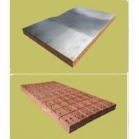 China Copper Mould Quarter Inch Steel Plate , Copper Engraved Plate High Temperature Resistance on sale