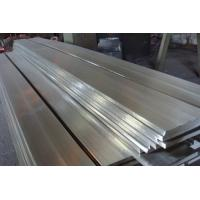China Polished Stainless Steel Flat Bar on sale