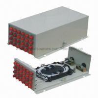 Buy cheap Fiber-optic Terminal Box, Wall-mounted from wholesalers