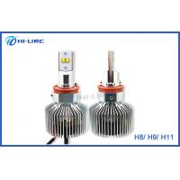 Best 45W Philips Headlight Bulbs LED H8 H9 H11 4500lm for Audi BMW Toyota wholesale