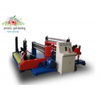 Best High Production Speed Paper Slitting Machine / Paper Tube Manufacturing Process wholesale