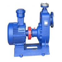 China CYZ-A electric self-priming centrifugal oil pump on sale