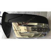China Black & Chrome Color Mazda Bt50 Parts , Car Replacement OEM Door Mirror on sale