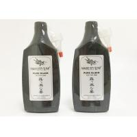 Best Non Toxic 360ml / Bottle Permanent Makeup Tattoo Ink Pure Black Color wholesale