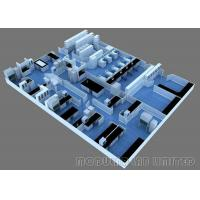 Best Clean Room Engineering Laboratory Furniture Systems Class 1000 With EPS Panel wholesale