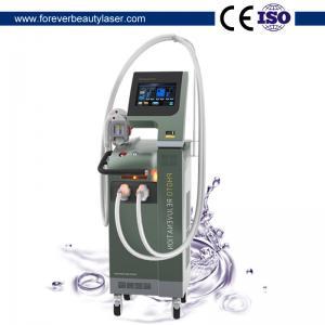Best Vertical SHR IPL 640nm Hair Removal Device 560nm IPL Skin Rejuveantion SHR Device wholesale