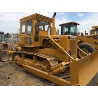Buy cheap Second Hand Caterpillar D6d Bulldozer 139hp 3306 Engine With 3 Ripper from wholesalers
