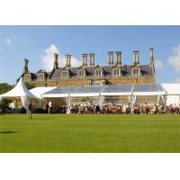 Best Large Garden  Outdoor Clear Event Canopies Tent With Central Air - Conditioning wholesale
