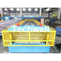 Best Steel Silo Wall Sheet Corrugated Roll Forming Machine for Silo Side Panel wholesale