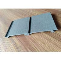 China Grooved Siding WPC Wall Cladding Roofing Products Superior Shropshire Building on sale