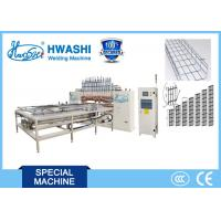 Quality Wire Basket Cable Tray Welding Machine / Wire Cable Tray Making Machine / Wire Cable Mesh Tray Making Machine wholesale