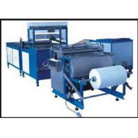 China 380V 50HZ Glass Fiber HEPA Filter Paper Pleating Machine High Efficiency on sale