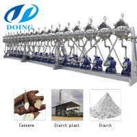 Best hydrocyclone filter for cassava starch and potato starch wholesale