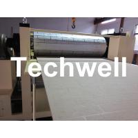 Best Pattern Carved Depth 0.4 - 0.7mm MDF Panel Embossing Machine With Speed Frequency Control wholesale
