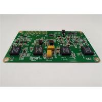 Best Lead Free Printed Circuit Board Assembly 4 Layers 1OZ White Silkscreen ISO Approval wholesale