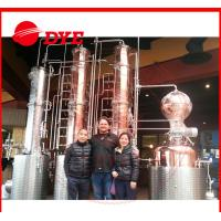 Best 150Gal Custom Electric Alcohol Distillation Equipment Commercial wholesale