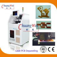Quality Precision PCB Laser Cutting Machine For Printed Circuit Boards / Cover Layers wholesale
