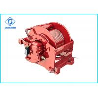 Best Professional Lifting Equipment Industrial Hydraulic Winch With Stepless Speed wholesale