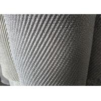 Best Demister Pad Material Woven Wire Mesh / Metal Screen Mesh For Vapor - Liquid Separation wholesale