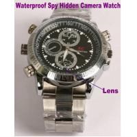Best Waterproof Wrist Watch Video Camera Recorder Spy Hidden Camera Private Detective Gadget wholesale