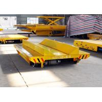 Best Pipe Industry Aluminum Die Transport Copper Coil Steerable Vehicle Load Transfer Trolley wholesale
