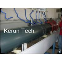 Best Water Gas Oil HDPE Pipe Extrusion Machine / Plastic Pipe Production Line wholesale