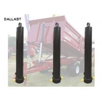 Best 30 Ton Single Acting Hydraulic Cylinder 3 4 5 Stage Long Stroke Type One Year Warranty wholesale