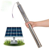 Best stainless steel mini screw pump stainless steel screw pump factory price 2018 screw solar water pump for irrigation wholesale