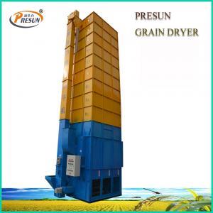 Best Circulating Grain Dryer Machine / Paddy Rice Dryer 50 Tons Per Batch wholesale