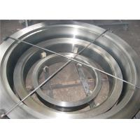 Best ASTM A29 1045 Forged steel rings Normalizing  Quenching and Tempering Heat Treatment Hardness Reprot  UT test wholesale