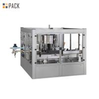 Best Chemical OPP Bottle Sticker Labeling Machine Small Glue Consumption wholesale