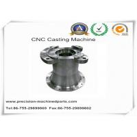 Best 5 Axis Grinding CNC Machining Parts Anodizing with Copper / Brass wholesale