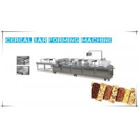 Best Chocolate Cereal Bar Making Machine , Automatic Cereal Bar Production Line wholesale