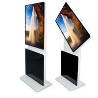 Best Rotatable LCD Touch Screen Kiosk Free Standing With Plug And Play Function wholesale
