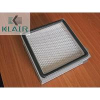 Best Oem Mini Pleat Hepa Filter Air Purifier With Micro Glass Fiber Media wholesale