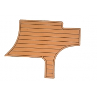 Buy cheap Synthetic EVA Synthetic Teak Deck from wholesalers