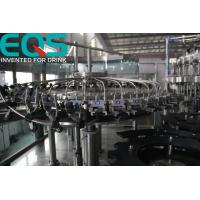 Great Automatic Beer Filling Machine 10000 BPH Capacity Beer Bottle Filling Line