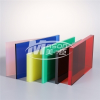 Best Cast PMMA Red Yellow Green Fluorescent Acrylic Sheet 3mm 4mm 5mm 4x8ft wholesale