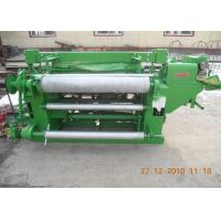 Best Stainless Steel Welded Wire Mesh Machine For Rolled Wire Mesh Green Color wholesale