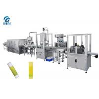 Best High Precision Lip Balm Filling Machine 6 Nozzles With SUS304 Material wholesale