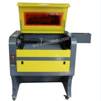 Best CA-4060 Motorize table 60w Laser Engraving Cutting Machine wholesale
