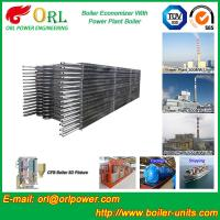 Best Power Station Boiler Stack Economizer / Steam Boiler Economizer Tubes wholesale