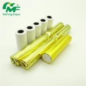 Best The Newest aluminum foil roll stock lot aluminum foil paper roll wholesale