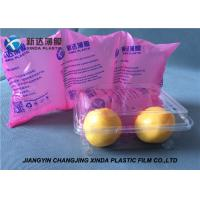 Best 25mic Thickness HDPE Gas Charging Air Cushion Films Air Filled Bag Customized Size wholesale