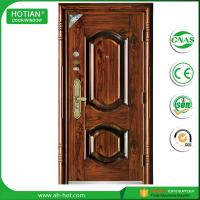 Best Steel doors latest main gate designs wrought inron door for house entrance use wholesale