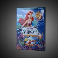 China 2018 Hot sell The little mermaid disney dvd movies cartoon dvd movies kids movies with slip cover case,accept paypal on sale