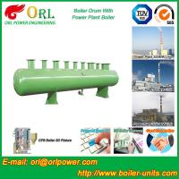 Best 100 ton SA516 GR70 boiler mud drum for natural gas industry wholesale