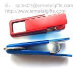 Best Retail designer stainless steel paper money clip coin clip wholesale